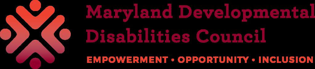 Maryland Developmental Disability Council Logo