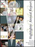 Cover for the 2010 Annual Report