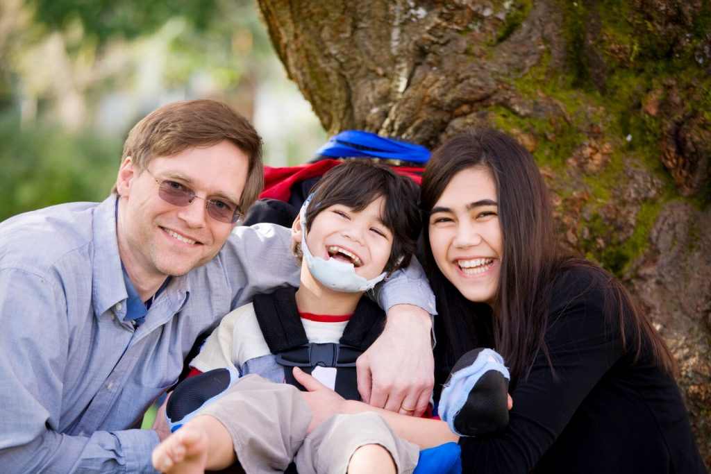 A developmental disability family