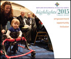 Cover for the 2015 Annual Report