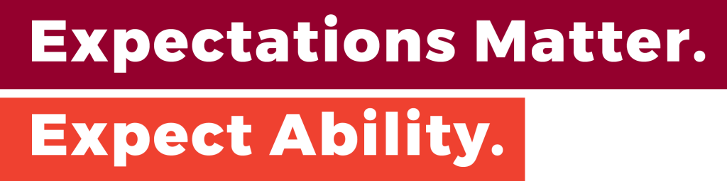Expectations Matter Expect Ability Logo